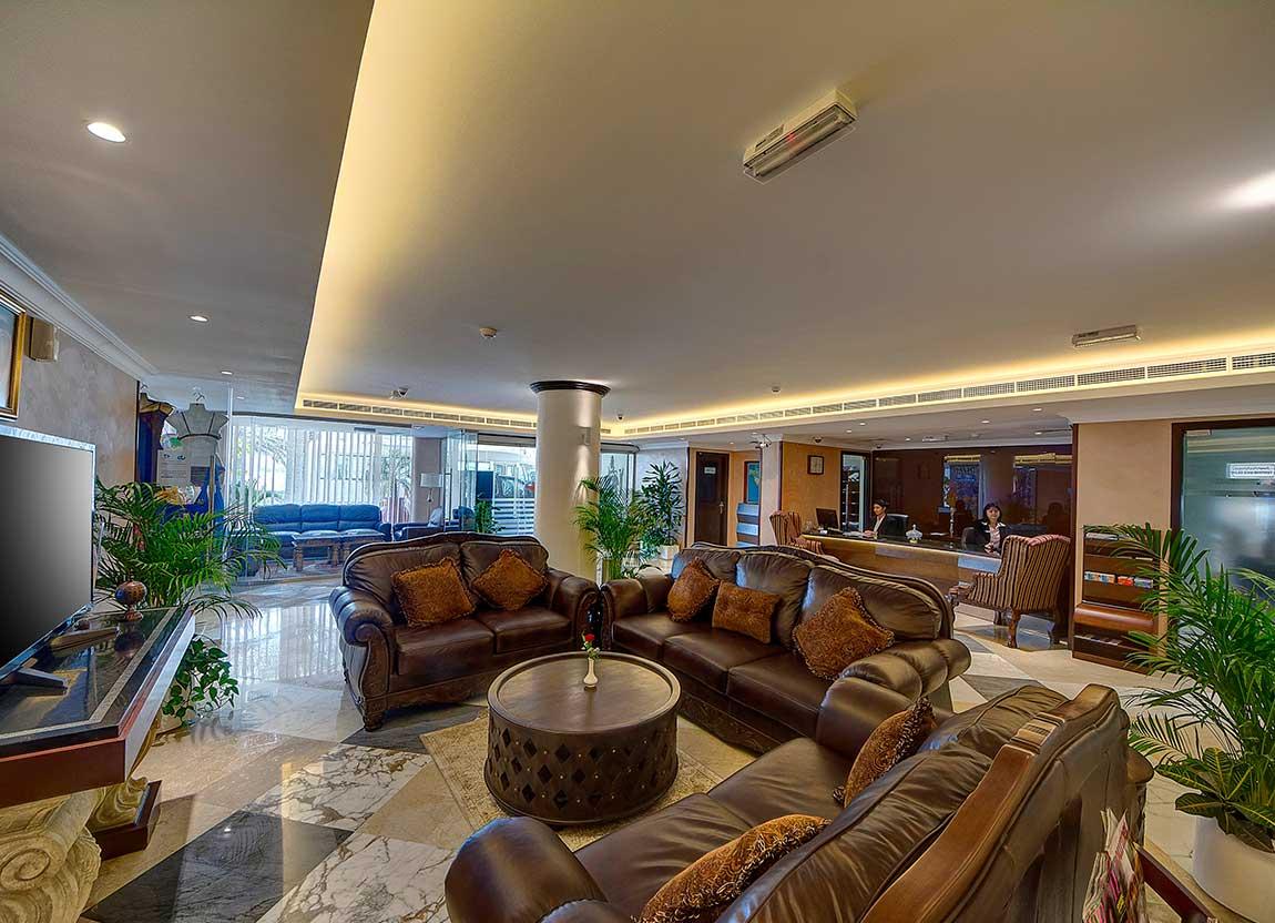 Ajman Beach Hotel Party Hall
